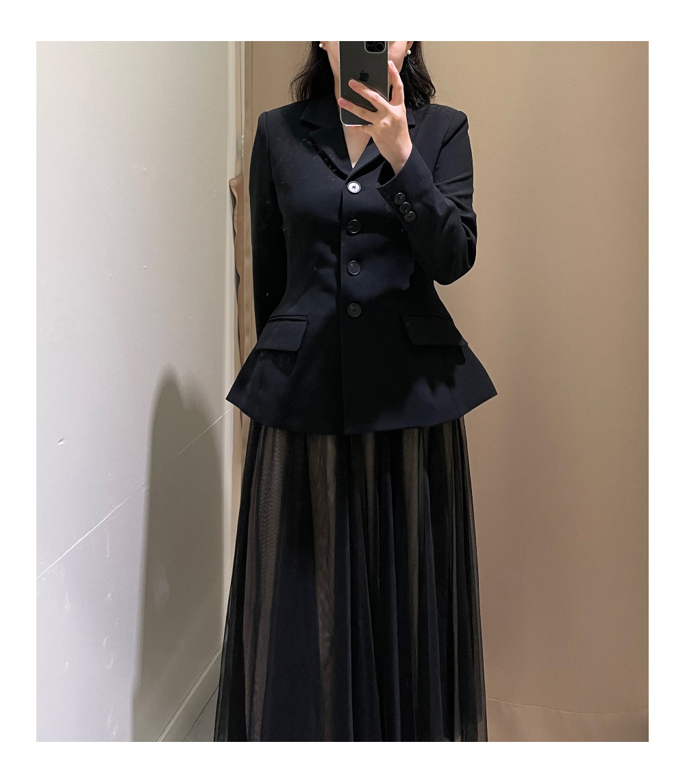 드레스 모델 착용 이미지-S1L39